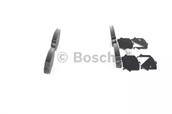 Комплект тормозных колодок BOSCH 0 986 424 669 (BP385, 23 314, 7559D680, 90R-01384/7581)
