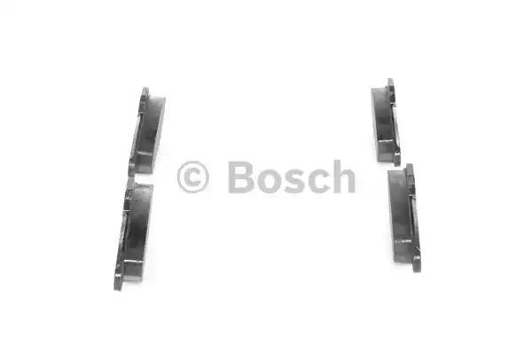 Комплект тормозных колодок BOSCH 0 986 460 949 (BP518, E1 90R - 011075/818, 21 171)