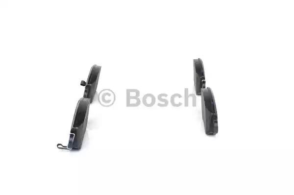 Комплект тормозных колодок BOSCH 0 986 494 047 (BP404, E9 90R-02A0870/0237, 23577)