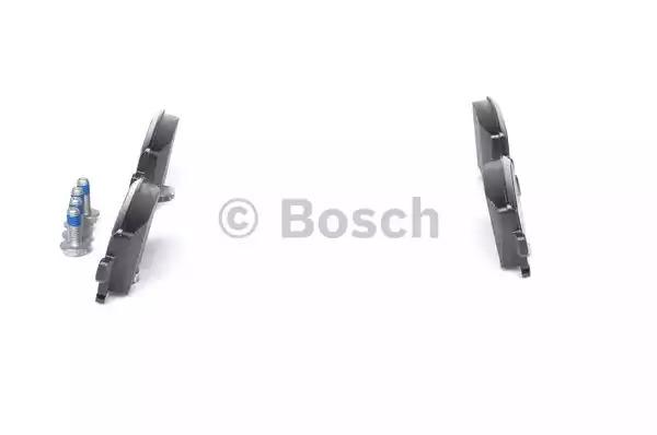 Комплект тормозных колодок BOSCH 0 986 494 053 (BP937, E1 90R-011195/177, 23914)