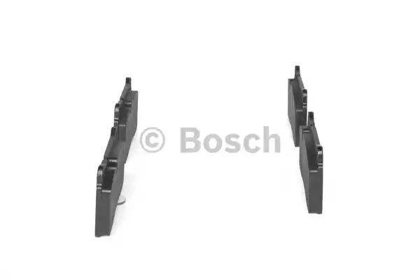 Комплект тормозных колодок BOSCH 0 986 494 207 (BP1143, E9 90R-01904/3110, 24098, 8238D1129)