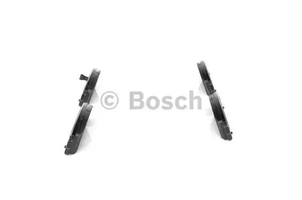 Комплект тормозных колодок BOSCH 0 986 494 268 (BP1180, E9 90R-02A1080/3401, 24530)