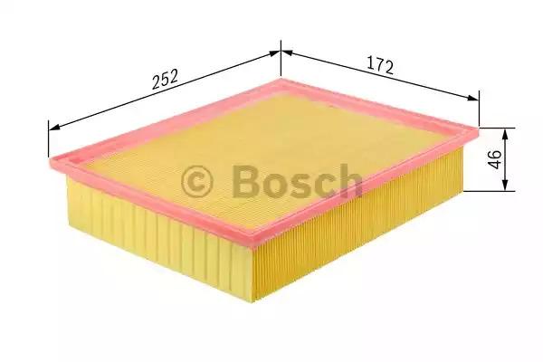 Фильтр BOSCH F 026 400 044 (S 0044)