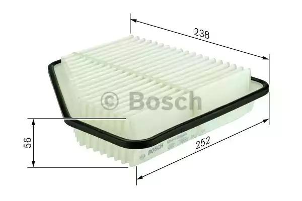 Фильтр BOSCH F 026 400 188 (S 0188)