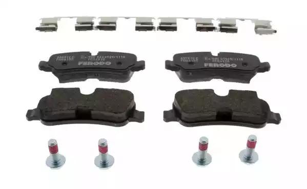 Комплект тормозных колодок FERODO FDB4105 (24192)