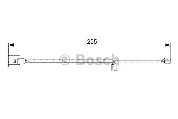 Контакт BOSCH 1 987 473 013 (AP384)