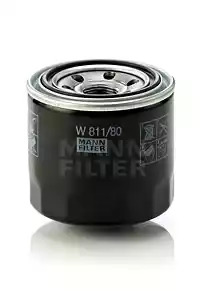 Фильтр MANN-FILTER W 811/80