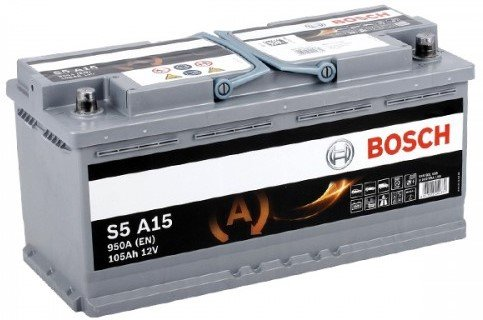 Bosch S5 AGM 0 092 S5A 150
