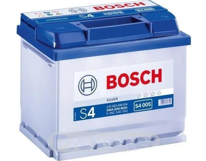 Bosch S4 Silver 0 092 S40 050