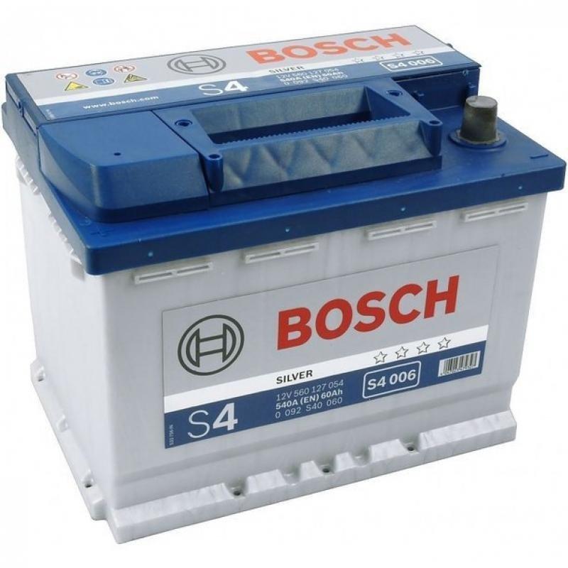 Bosch S4 Silver 0 092 S40 060