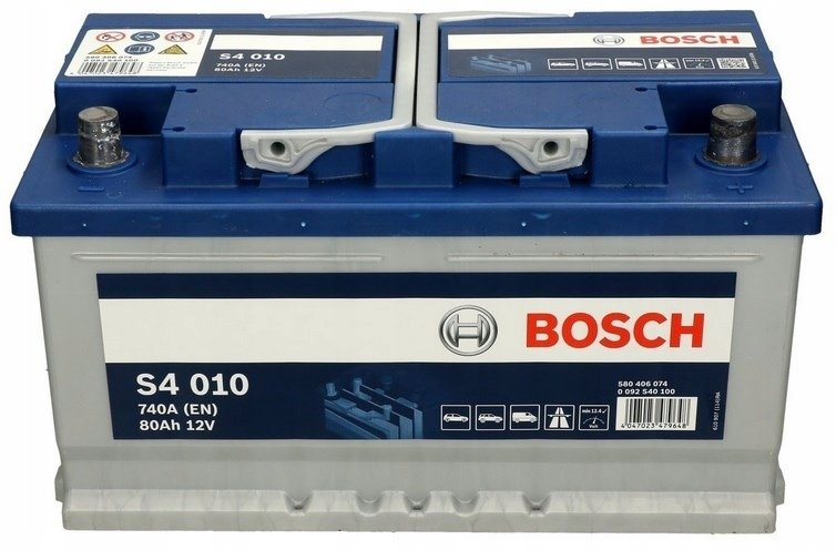 Bosch S4 Silver 0 092 S40 100