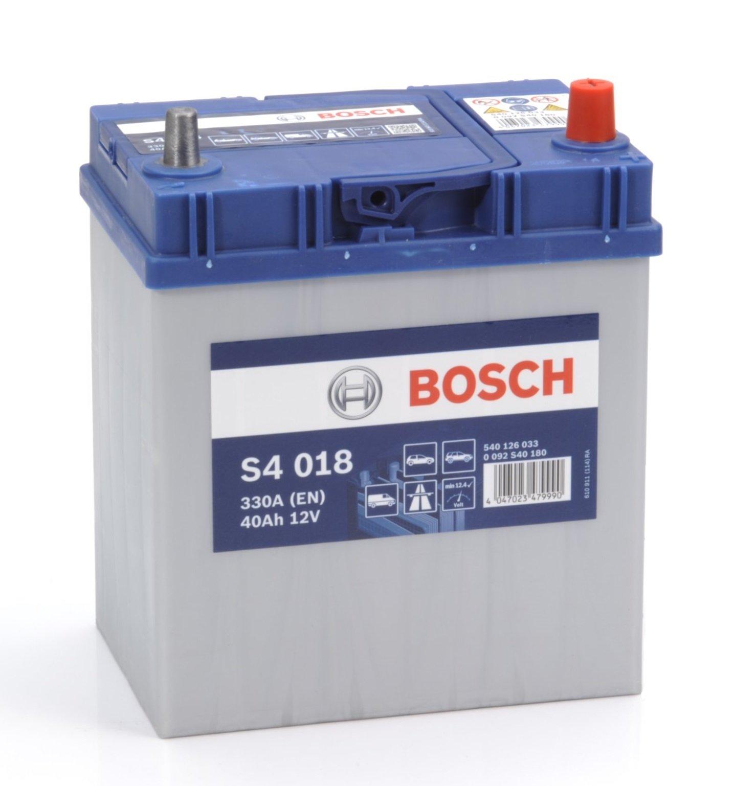 Bosch S4 Silver Asia 0 092 S40 180