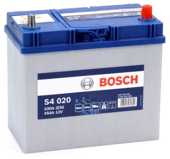 Bosch S4 Silver Asia 0 092 S40 200