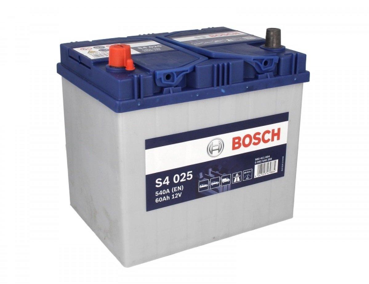 Bosch S4 Silver Asia 0 092 S40 250