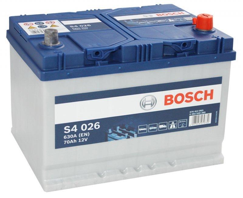 Bosch S4 Silver Asia 0 092 S40 260
