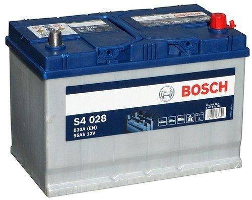 Bosch S4 Silver Asia 0 092 S40 280