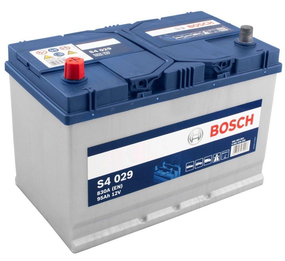 Bosch S4 Silver Asia 0 092 S40 290