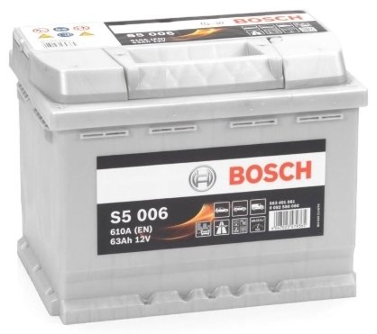 Bosch S5 Silver Plus 0 092 S50 060