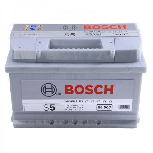 Bosch S5 Silver Plus 0 092 S50 070