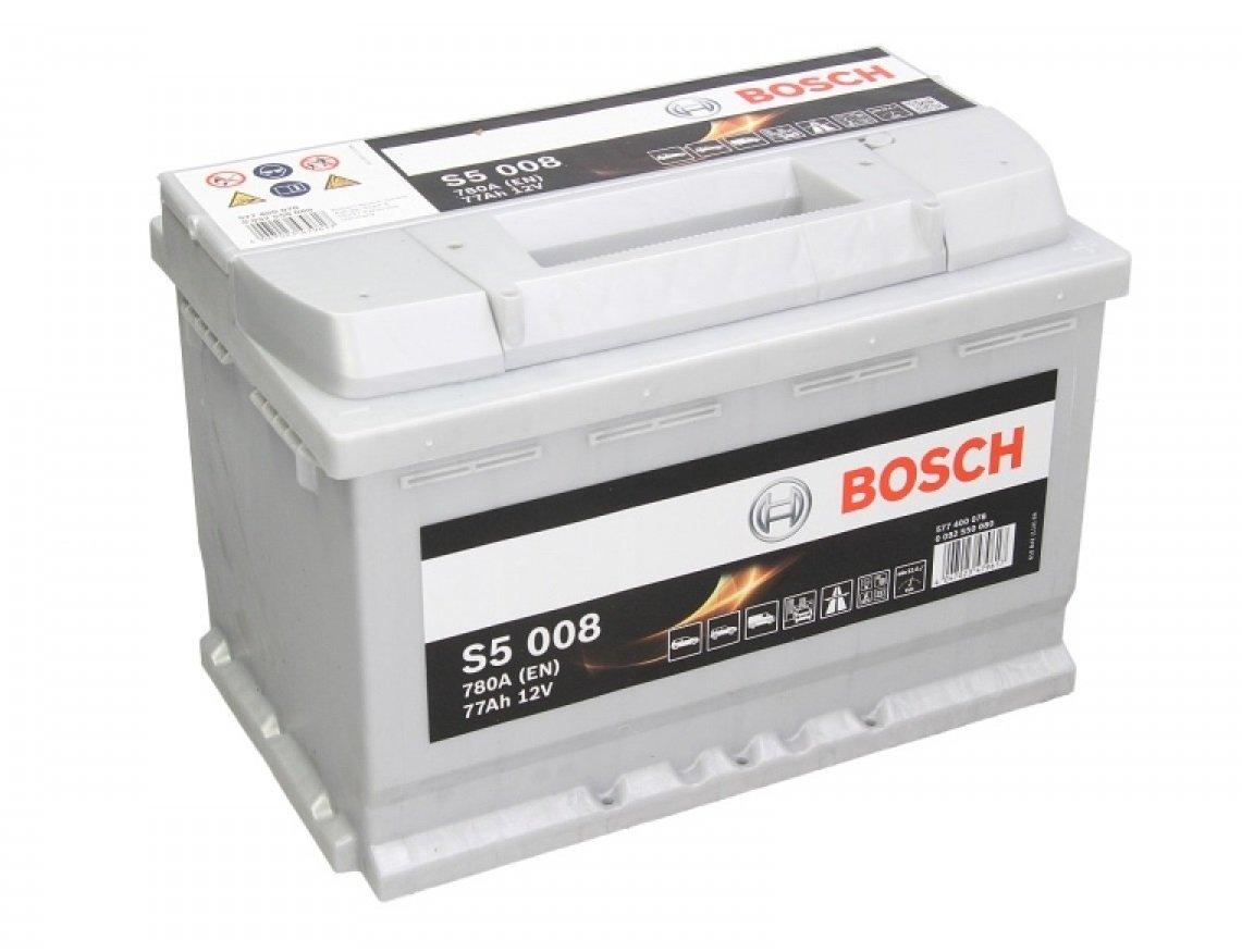Bosch S5 Silver Plus 0 092 S50 080