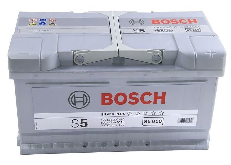 Bosch S5 Silver Plus 0 092 S50 100