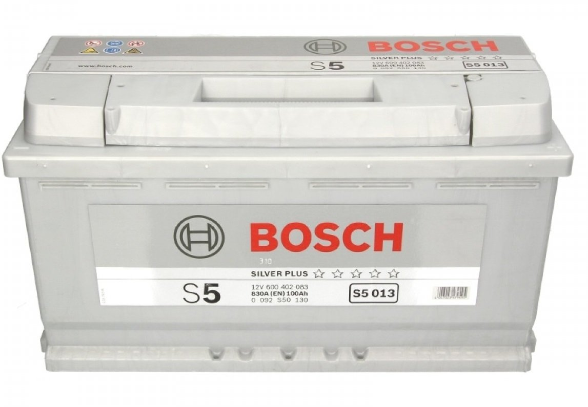 Bosch S5 Silver Plus 0 092 S50 130