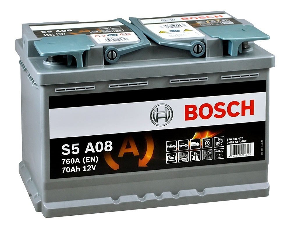 Bosch S5 AGM 0 092 S5A 080