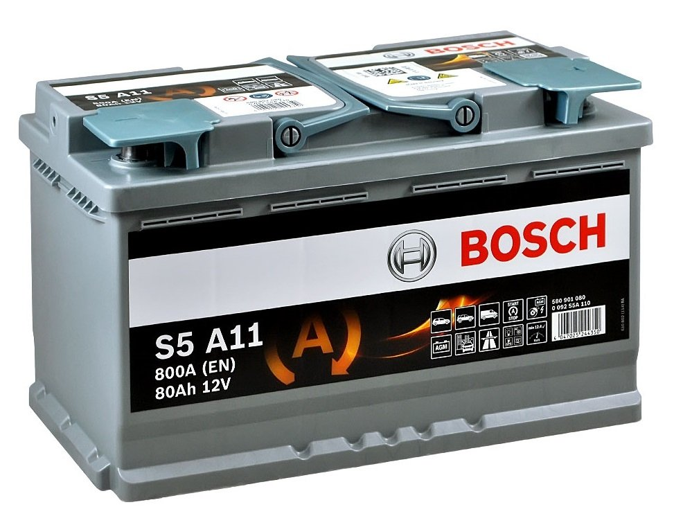 Bosch S5 AGM 0 092 S5A 110