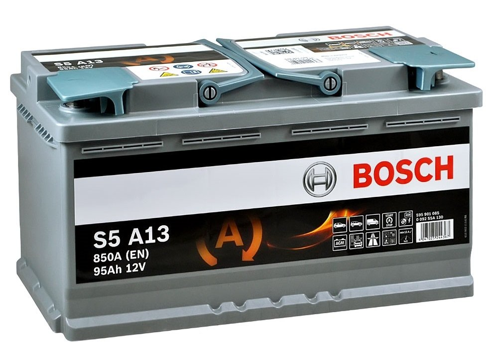 Bosch S5 AGM 0 092 S5A 130