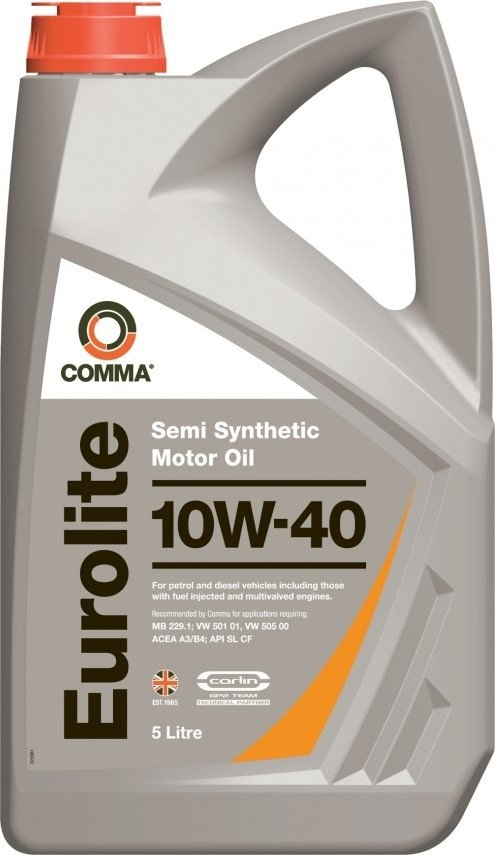 Comma Eurolite 10w-40