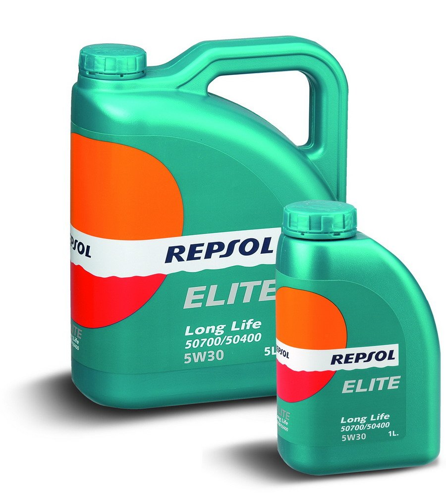 Repsol Elite Long Life 50700/50400 5w-30 4 л