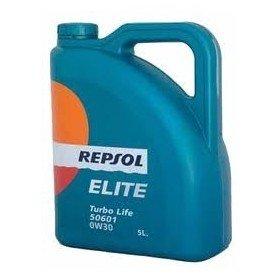 Repsol Elite Turbo Life 50601 0w-30 5 л