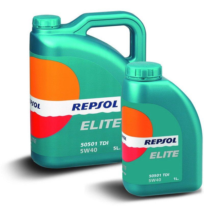 Repsol Elite 50501 TDI 5w-40 5 л