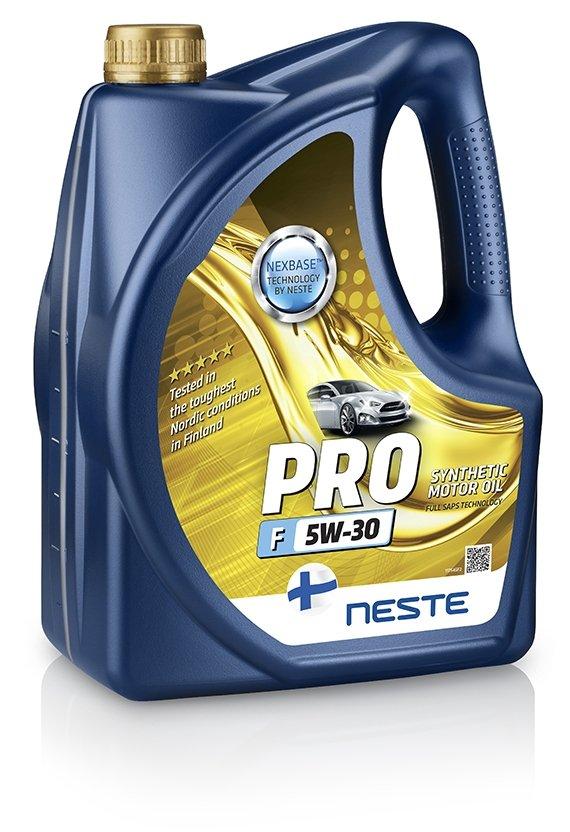 Neste Pro F 5W-30 4 л