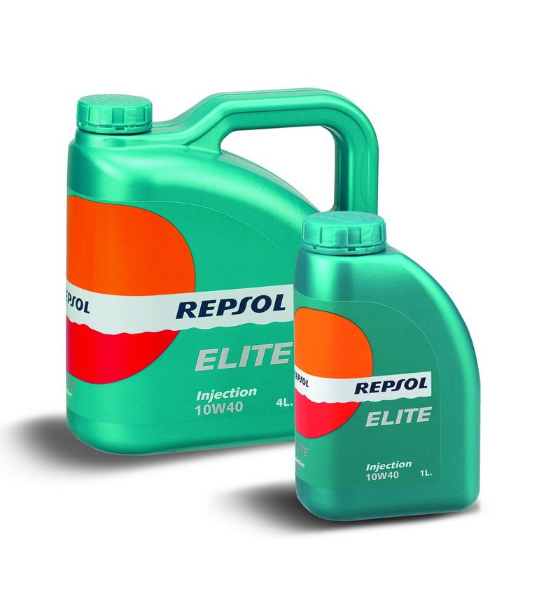 Repsol Elite Injection 10w-40 4 л