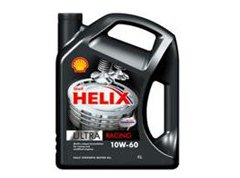 Shell Helix Ultra Racing 10w-60 4 л