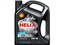 Shell Helix Ultra Diesel 5w-40 4 л