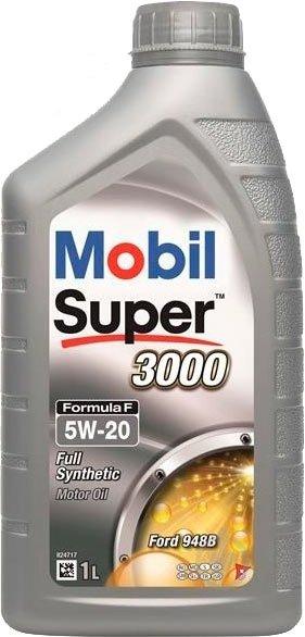 Mobil Super 3000  Formula-F 5W-20 1 л