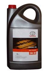 Toyota Fuel Economy Motor Oil 5w-30
