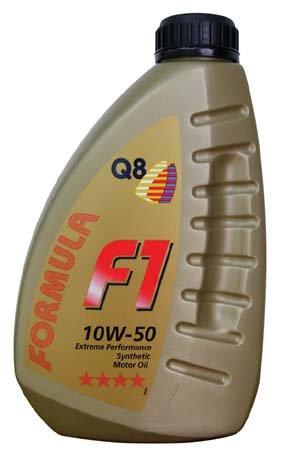 Q8 Formula F1 10w-50