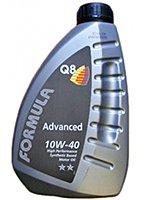 Q8 Formula Advanced SAE 10w-40 4 л