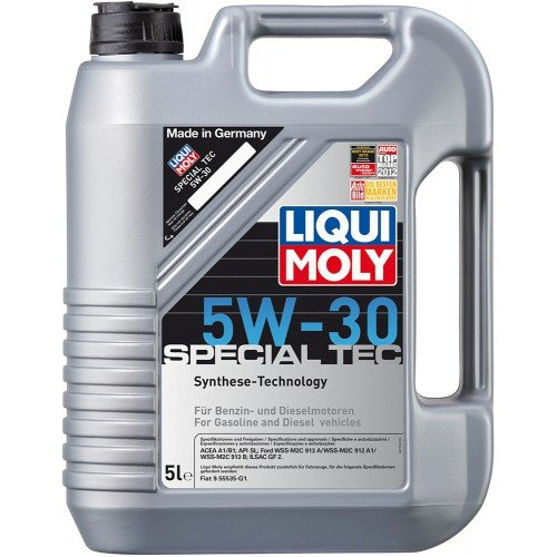 Liqui Moly Leichtlauf Special 5w-30