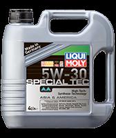 Liqui Moly Leichtlauf Special Tec AA 5w-30 4 л