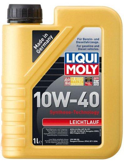 Liqui Moly Leichtlauf 10w-40 4 л