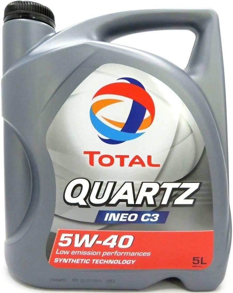 Total Quartz Ineo C3 5W-40-5 л