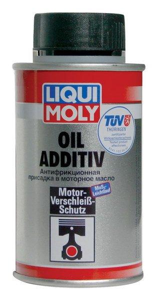Liqui Moly Oil-Additiv 125 мл