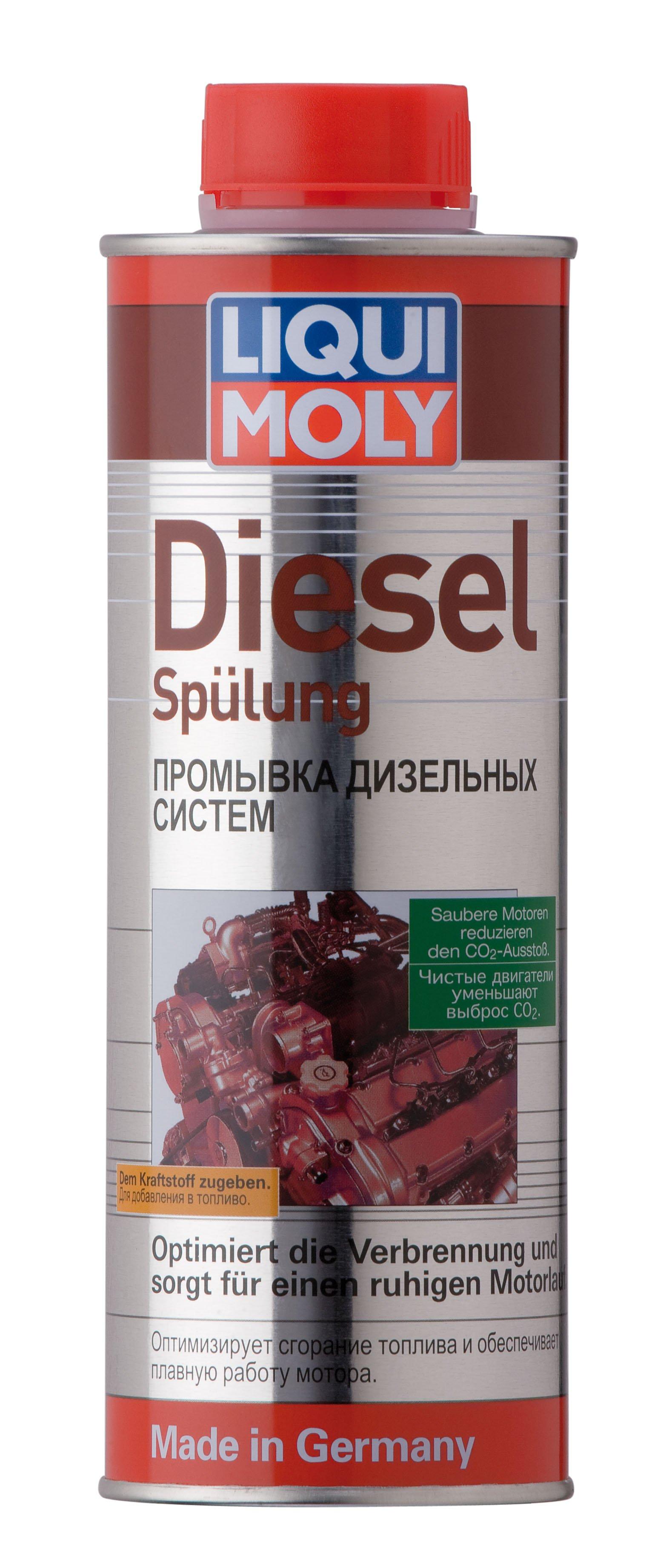 Liqui Moly Diesel-Spulung