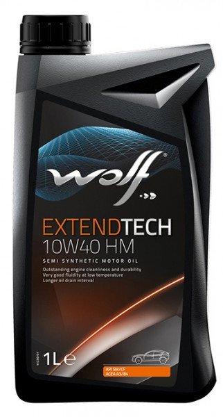 Wolf EXTENDTECH 10W-40 HM  1 л