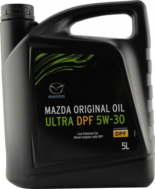 MAZDA ORIGINAL OIL ULTRA DPF 5W-30 5л