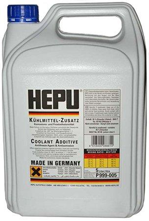 HEPU Antifreeze G-11 -80°C 1,5л